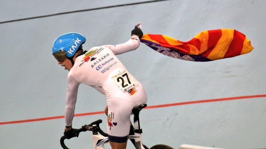 Los cadetes de Balears ponen el broche de oro al Campeonato de España de pista