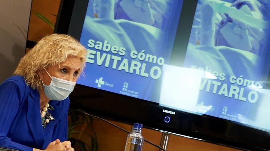 Castilla y León lanza la campaña Alejandra para advertir de las consecuencias de no cumplir las medidas COVID