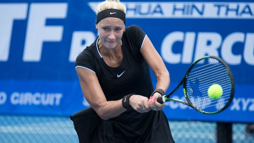Detinguda a París una tenista russa per arreglar partits a Roland Garros