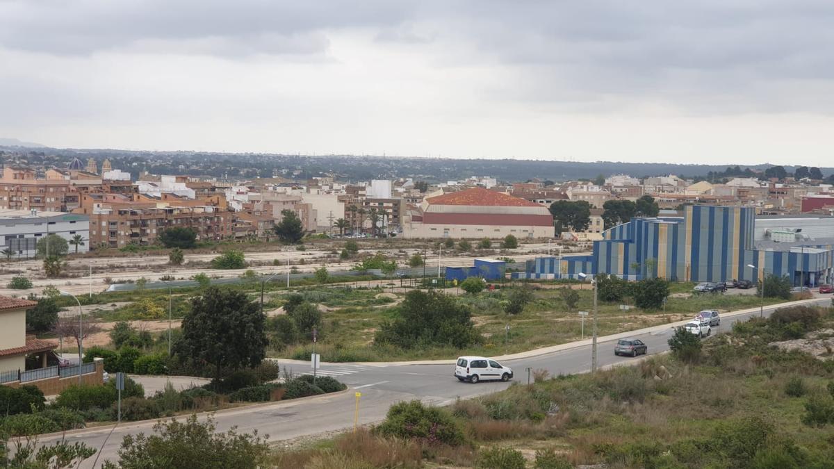 PAI del Pacadar donde se ubicará el centro de salud.