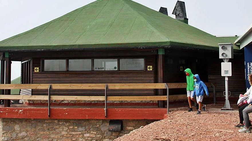 La bona campanya d'estiu de La Molina serveix per preparar un hivern incert