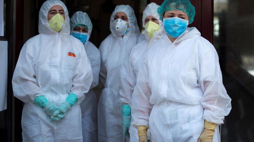 La pandemia se recrudece con  19 muertes en un día, el máximo desde mayo