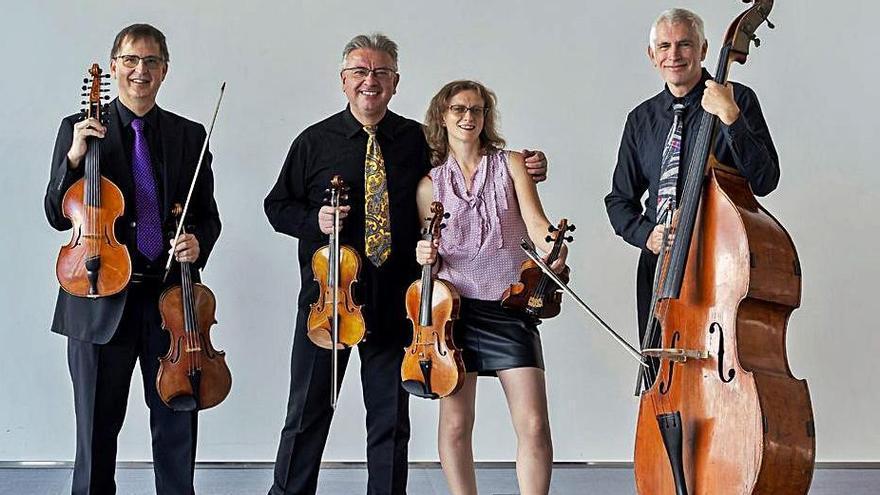 Camerata Europa repasa esta noche tres siglos de música en el Teatro Reina Sofía de Benavente