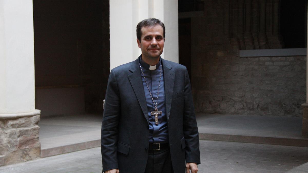 El fins fa poc bisbe de Solsona,  Xavier Novell.