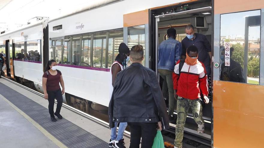Adif inverteix 2,76 milions d'euros en millores a l'estació de Blanes