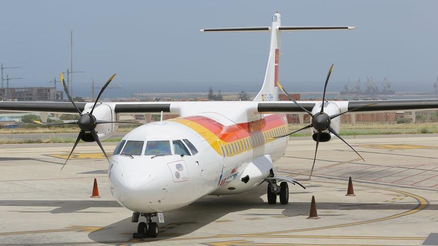 Air Nostrum refuerza sus operaciones para el puente de diciembre, especialmente en Baleares