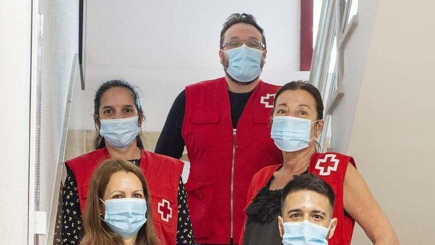 """El gen voluntario de Cruz Roja: """"Nos encanta ayudar"""""""