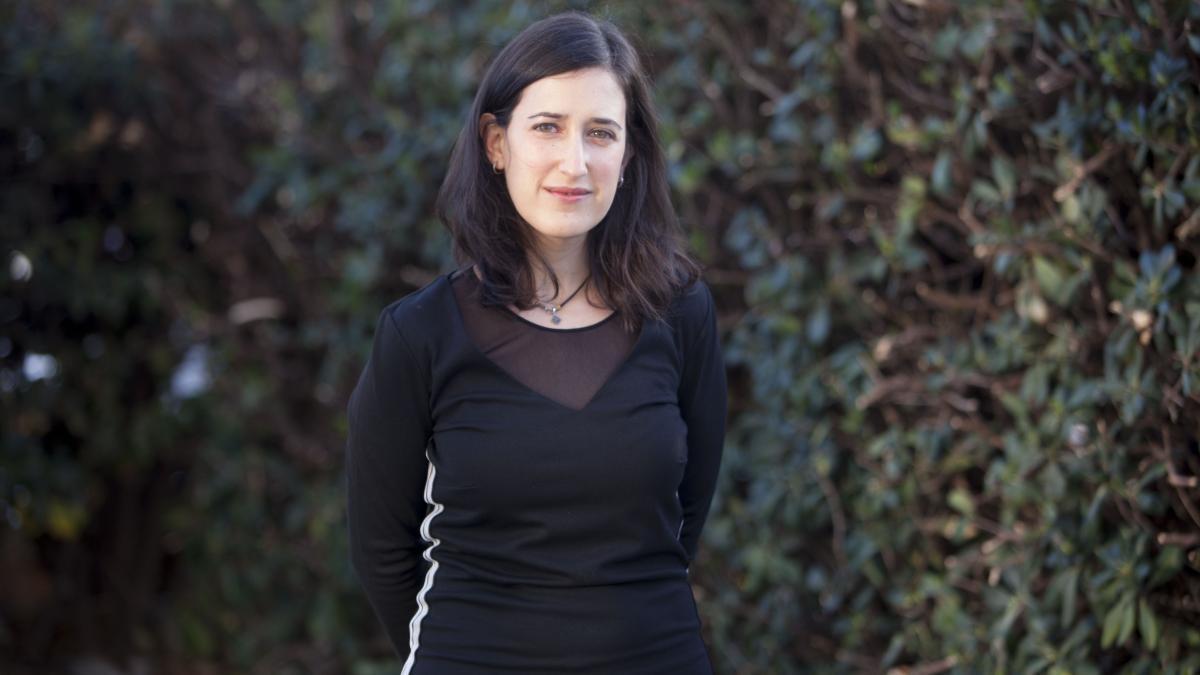La escritora valenciana Paula Llorens.