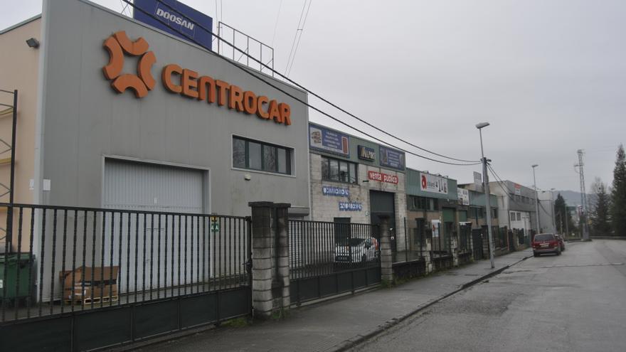 Siero adjudica la renovación del alumbrado del área empresarial de Proni