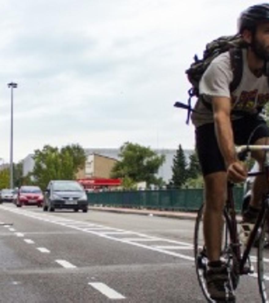 Com desplaçar-nos amb bicicleta per la ciutat