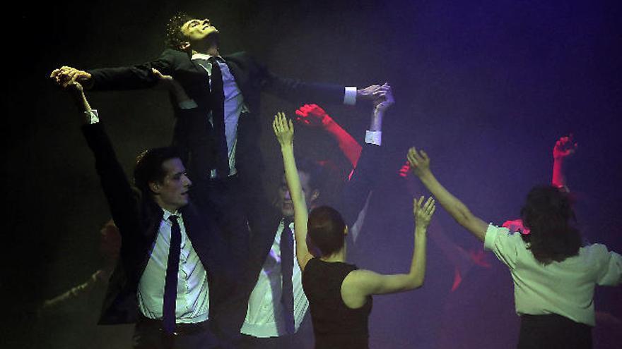 Homenaje a los Ballets de Diaghilev