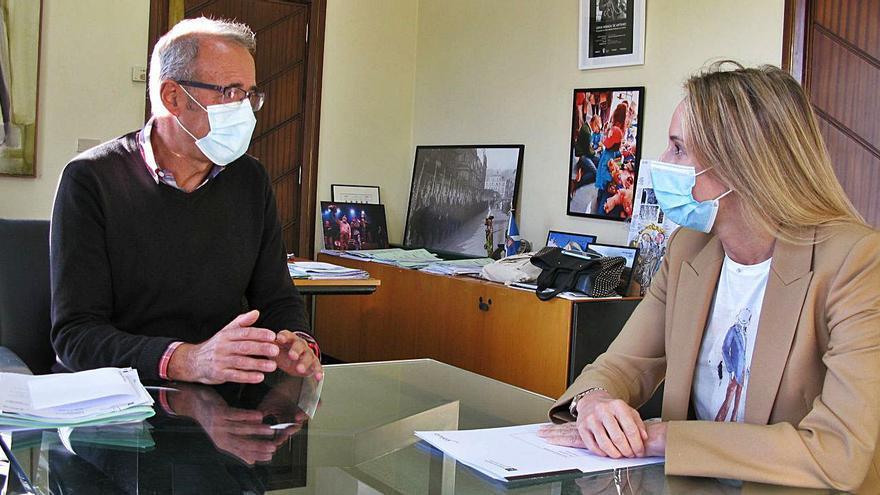 Nigrán pide la reparación del emisario en el que detectó contaminación hace un año