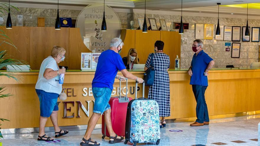 La costa en agosto: más visitantes que en 2020 pero lejos de la prepandemia
