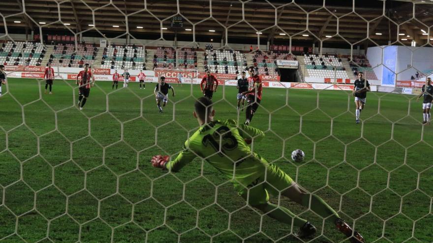 Copa del Rey   El Zamora CF se enfrentará al Villarreal tras vencer al SD Logroñés (2-1)