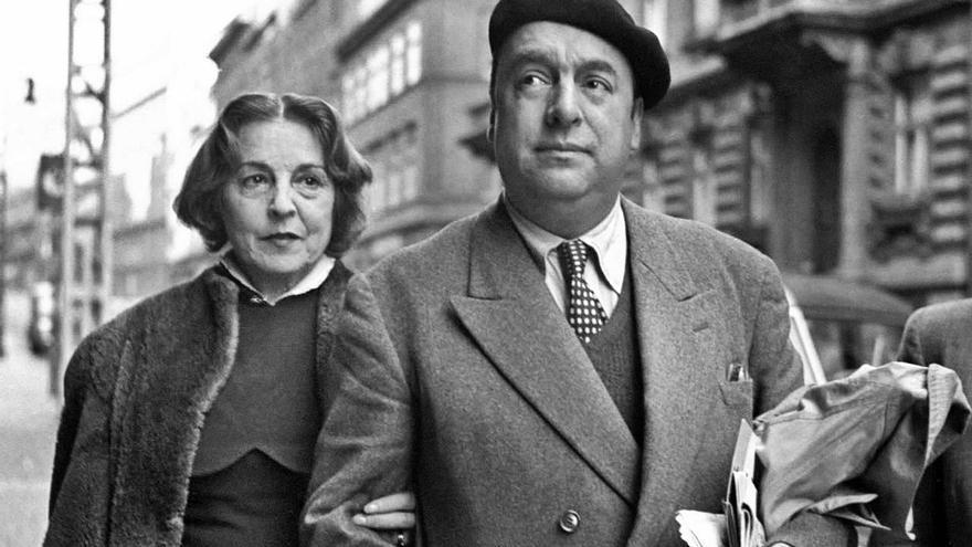 Mucho más que el gran amor de Pablo Neruda
