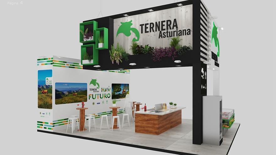 Ternera Asturiana en el Salón de Gourmets 2021