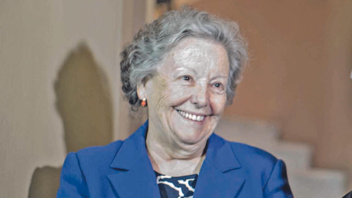 María Galiana.