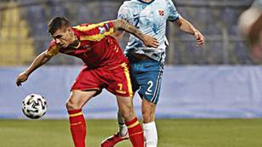 La Montenegro de Djuka cae ante la Noruega de Haaland