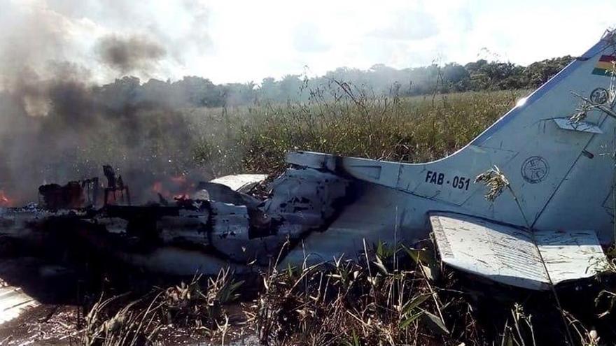 Quatre espanyols a punt de ser repatriats moren en un accident d'avioneta a Bolívia