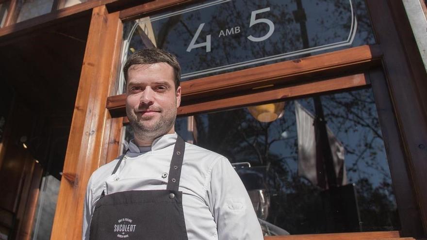Un castellonense repite entre los 100 mejores chefs del mundo