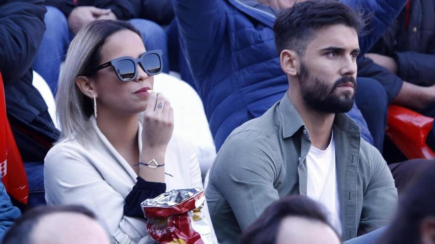 Gloria Camila reaparece tras su ruptura con David