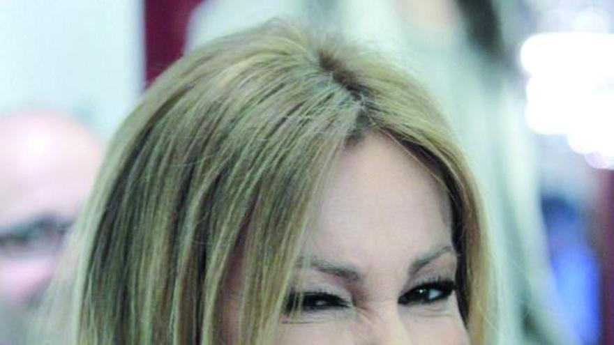 Ana Obregón recupera el ánimo