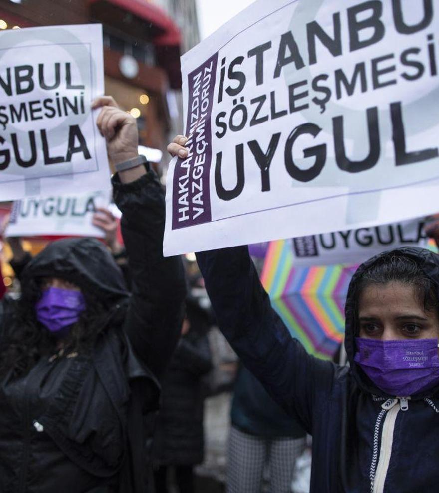 10 Años de la Convención de Estambul, más necesaria que nunca ante la pandemia