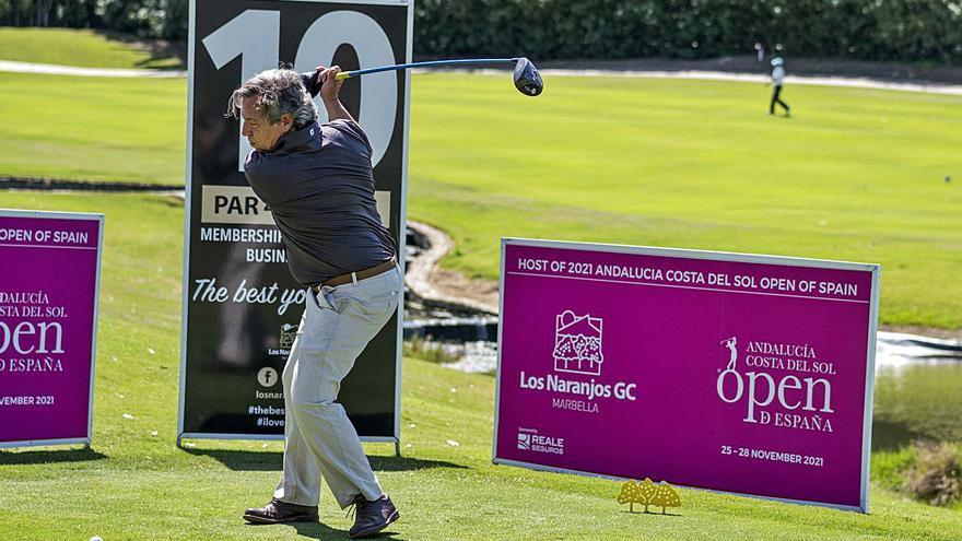 Éxito del Torneo para la Industria del Golf en Los Naranjos Club