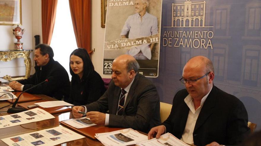 El Ayuntamiento anuncia el grueso de los conciertos de San Pedro
