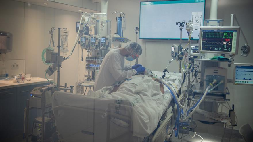 Repunt de les hospitalitzacions a la regió sanitària de Girona
