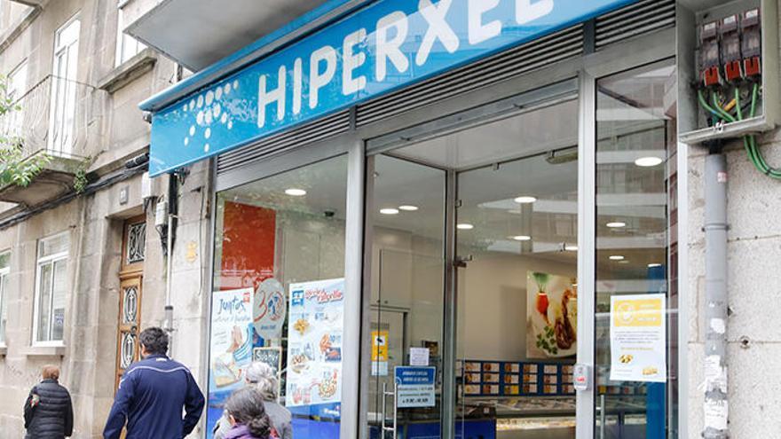 Hiperxel, el rey de los alimentos congelados en Galicia