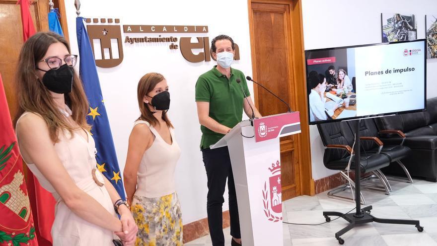 El Ayuntamiento de Elda destina 1,4 millones al nuevo plan de impulso para el comercio y las pymes