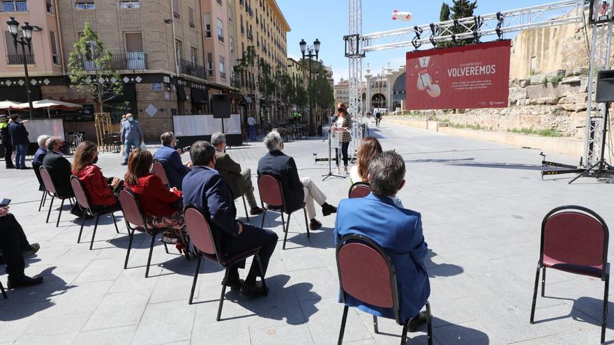 Regresa 'Volveremos': descuentos de hasta el 30% en el comercio local de Zaragoza