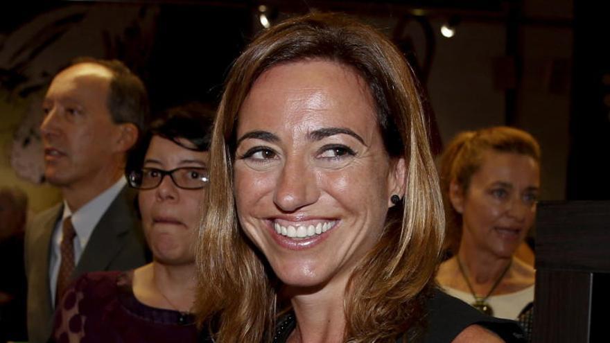 Carme Chacón, del PSC a luchar por el liderazgo del PSOE