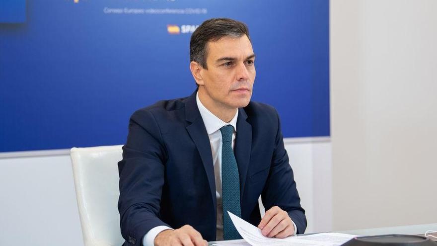 """Sánchez visitará todas las autonomías para """"profundizar"""" en el Plan de Recuperación"""