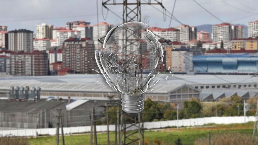 El Gobierno mejorará la conexión eléctrica de Vigo pero aparca el enganche a la alta tensión