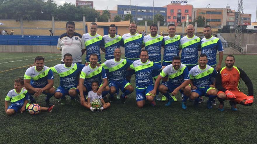 Abundancia de goleadas en la apertura de la Copa Federación