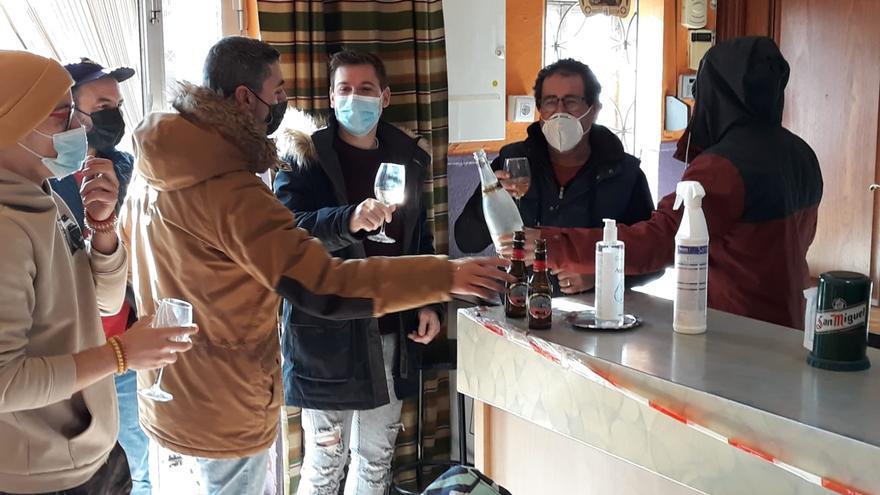 Alegría en Santovenia del Esla (Zamora), primer premio de la Lotería del Niño