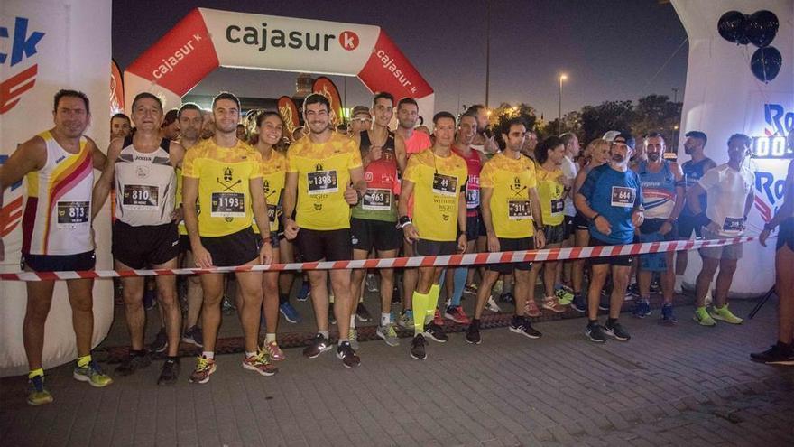 Miriam Durán y Miguel Espinosa ganan la Night Running