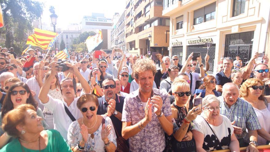 València recuperará la Procesión Cívica del 9 d'Octubre