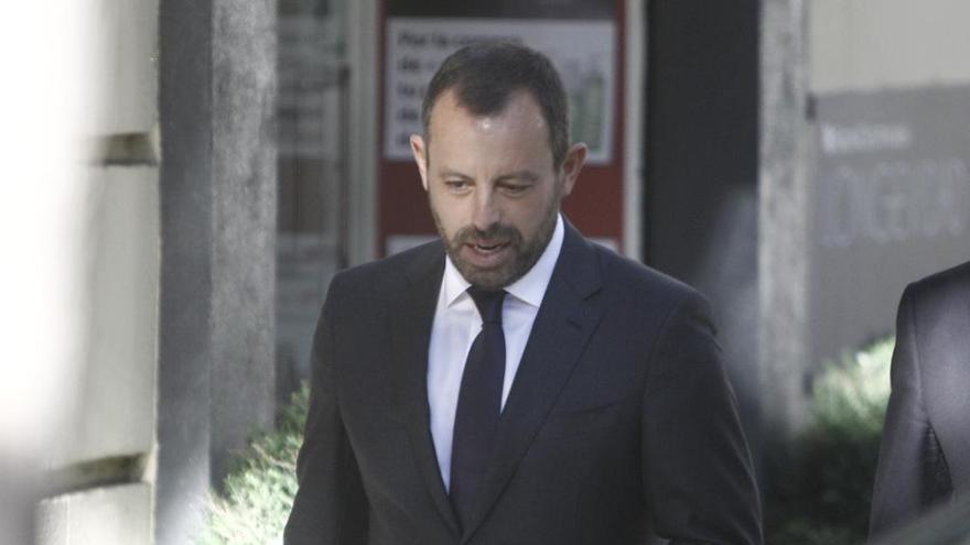 Sandro Rosell arribarà a la presó de Brians 2 dimecres que ve