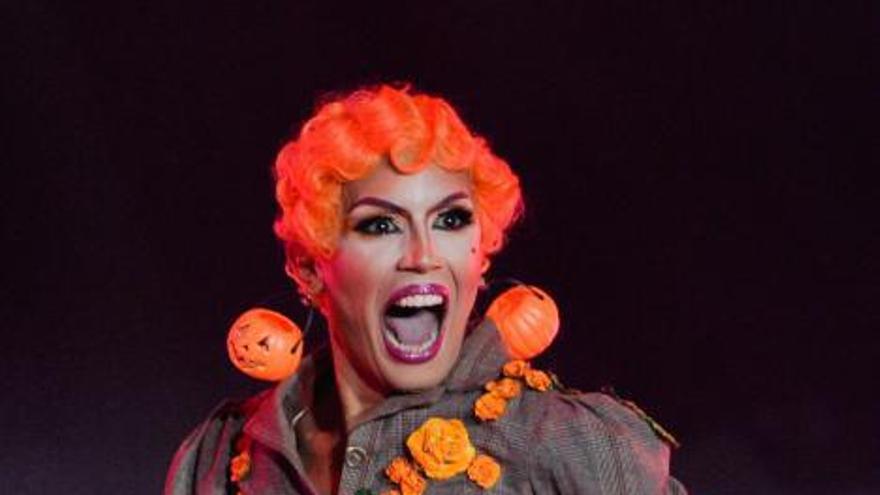 Telde corona a Isabela y punto como  'reina de reinas' en el carnaval de 2021