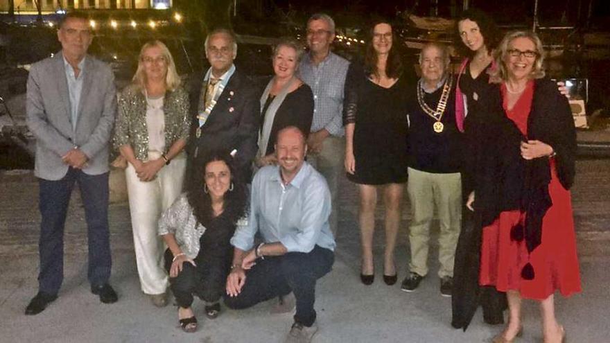 El Rotary Club Llevant presenta sus nuevos proyectos de este año