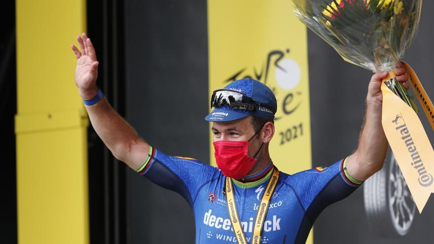 Ganador de la etapa 4 del Tour de 2021: Mark Cavendish