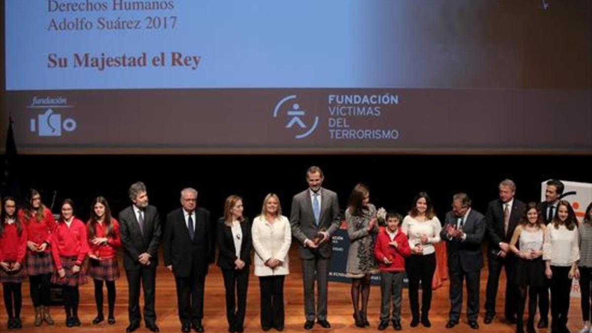 Marimar Blanco se despide al frente de la Fundación de Víctimas del Terrorismo
