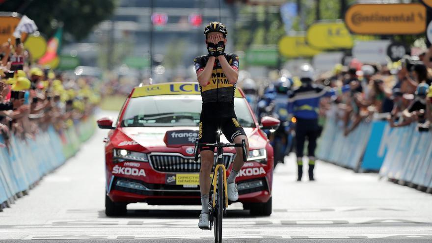 Así está la clasificación general del Tour de Francia tras la etapa 15