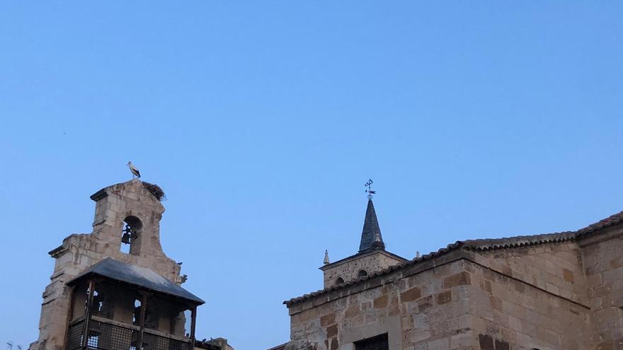 El tiempo en Zamora: después de la tormenta viene la calma