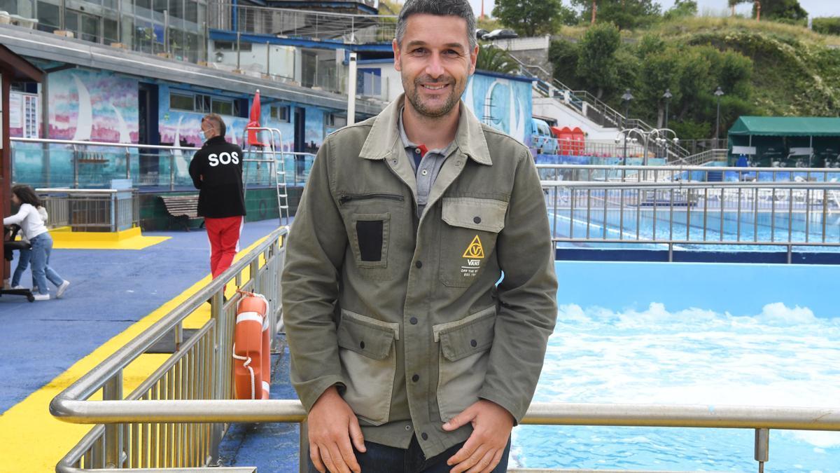 Alberto Santalla, nuevo presidente del Club del Mar.