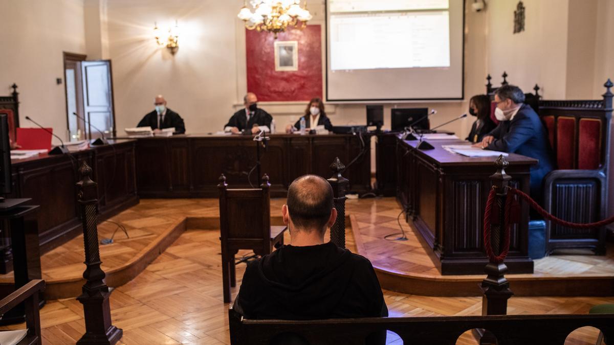 Juicio contra el fisioterapeuta que se celebra en la Audiencia de Zamora