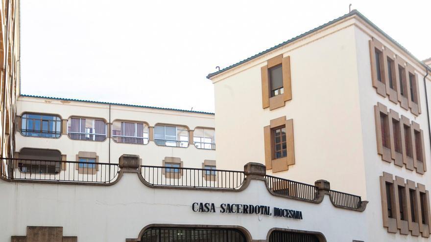 El Arzobispado hará un geriátrico privado con 111 plazas en la Casa Sacerdotal